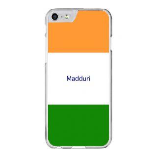Flashmob Premium Tricolor HL Back Cover - iPhone 6 Plus/6S Plus -Madduri