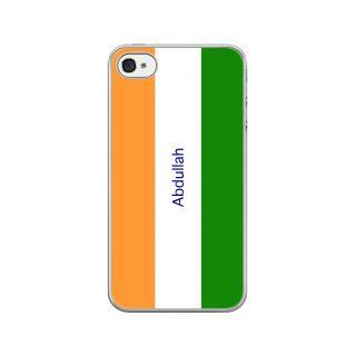 Flashmob Premium Tricolor HL Back Cover Micromax Canvas Fire 4 A107 -Bains
