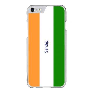 Flashmob Premium Tricolor VL Back Cover - iPhone 6 Plus/6S Plus -Sandip