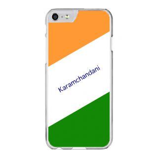 Flashmob Premium Tricolor DL Back Cover - iPhone 6/6S -Karamchandani