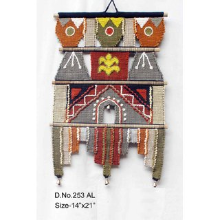 Handloom Cotton wall Hanging for home Dcor 18