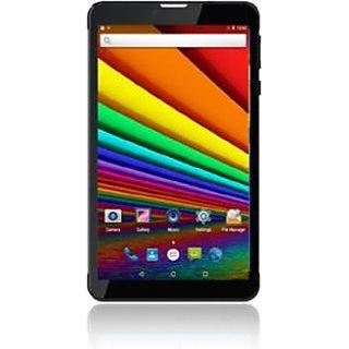 I KALL IK2 (1GB + 8GB) Dual Sim 3G Calling 8 GB 7 inch with 3G(Black)