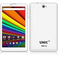 I KALL IK2 (1GB + 8GB) Dual Sim 3G Calling 8 GB 7 Inch With 3G(White)