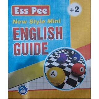 Ess Pee New Style Mini English Guide +2