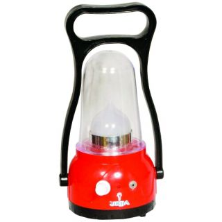 urjja rechargeable lamp red with charger