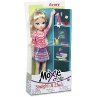 Moxie Girlz Core DI Asst World Of Sportz - Avery
