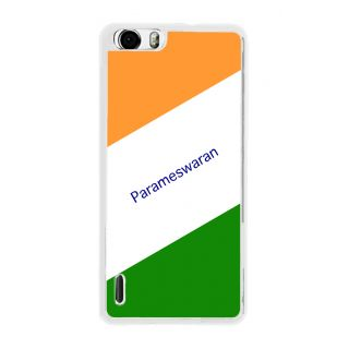 Flashmob Premium Tricolor DL Back Cover Huawei Honor 6 -Parameswaran