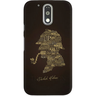Dreambolic Sherlock Holmes The Canon Case Iphone 6 Plus Back Covers
