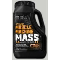 GRENADE Muscle Machine Mass Chocolate 5 Lbs Jerry Can
