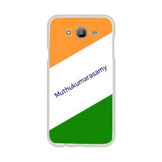 Flashmob Premium Tricolor DL Back Cover Samsung Galaxy J7 -Muthukumarasamy
