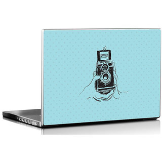Seven Rays Vintage Camera Click Skin