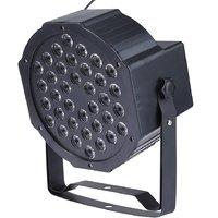 JBMR FLAT LED PAR LIGHT 36 X 1 DJ DISCO SPOT LAMP DMX SHOW