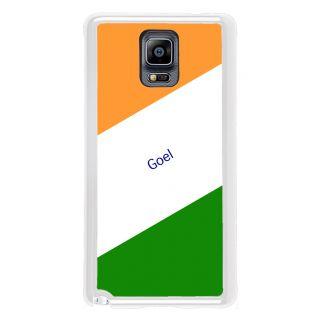 Flashmob Premium Tricolor DL Back Cover Samsung Galaxy Note 3 -Goel