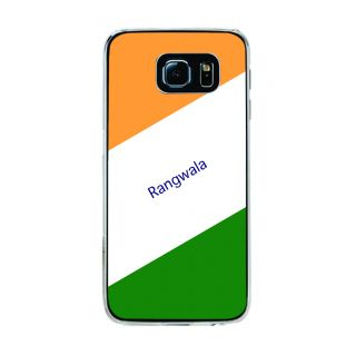 Flashmob Premium Tricolor DL Back Cover Samsung Galaxy S6 Edge -Rangwala