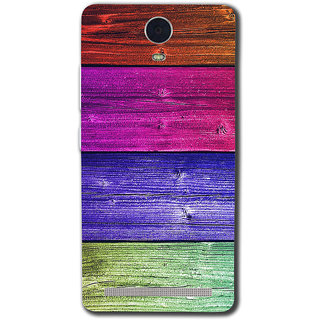 Cell First Designer Back Cover For Lenovo K5 Note-Multi Color sncf-3d-LenovoK5Note-363