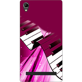 Cell First Designer Back Cover For Intex Aqua Power Plus-Multi Color sncf-3d-AquaPowerPlus-538