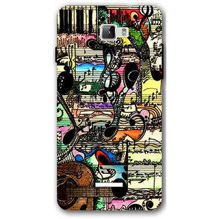 Cell First Designer Back Cover For CoolPad Dazen One-Multi Color sncf-3d-CoolpadDazen1-168