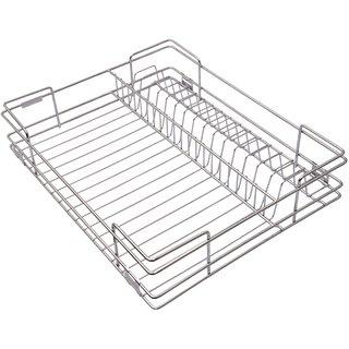 Alex Cup  Sucer Kitchen Basket -( 17 X 20 X 4 Inches)