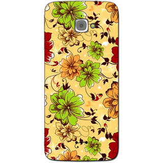 Cell First Designer Back Cover For Infocus M350-Multi Color sncf-3d-InfocusM350-530