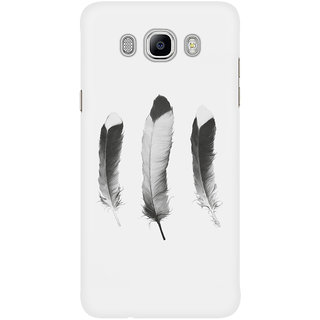 The Fappy Store Feathers Sketch Mobile Back Cover
