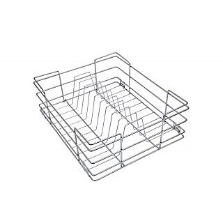 Alex Plate Kitchen Basket -( 17 X 20 X 6 Inches)