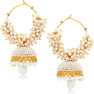 Sukkhi Excellent Gold Plated Earring For Women