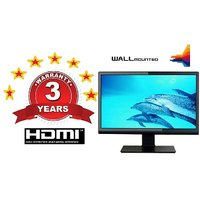 Micromax 49.53 cm (19.5) MM195HHDM165 Backlit LED Monitor With HDMI