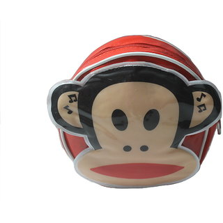 Stylish  Attractive Sling Bag Round Monkey Face
