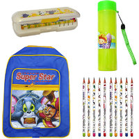 Super Saver School Combo (Assorted Colors)