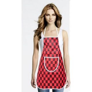 Pure Cotton Kitchen Apron - 1 Piece