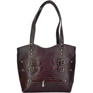 X-WELL Girls Party, Festive, Wedding Handbag Brown