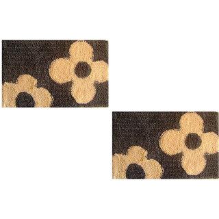 Sunlite Enterprises Cotton Bath mats ( BUY 1 GET 1 )