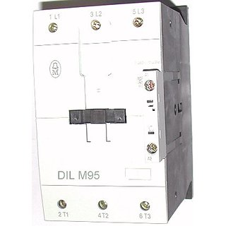 Eaton Moeller 95A AC Power Contactor , 3 Pole 220v/50Hz , 45 kW Eaton Part #- DILM95 , Article no. 239479