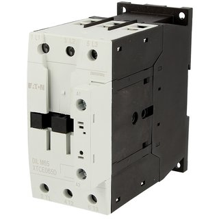 65 A, Eaton Moeller 3 Pole AC Contactor,  30 kW, 230 VAC Coil - DILM65 Article no. 277902