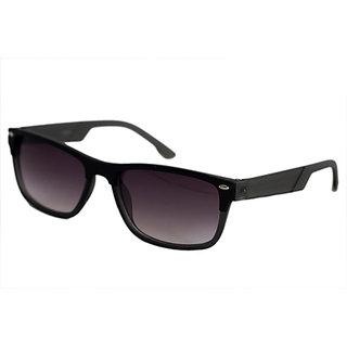 Sunglasses (Wayfarer) In Davi Style In Black & Grey