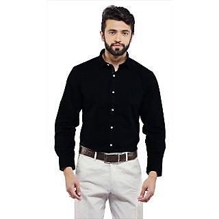 Twill M Blue Print Shirt  Square Web  Uomo Ricco Mens Shirt  M