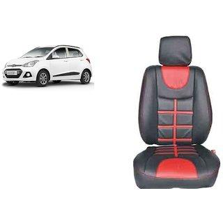 Hyundai Grand I10 PU Leatherite Car Seat Cover PU0024