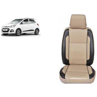 Hyundai Grand I10 PU Leatherite Car Seat Cover PU0028