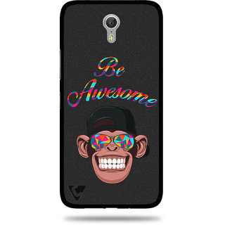 Cool Mango Ceego Printed Pudding TPU Back cover for Lenovo Zuk Z1 - Flexible Protection Case for Lenovo Zuk Z1 (Be Awesome)