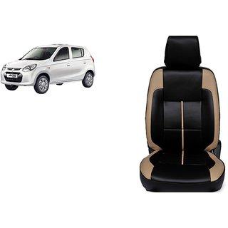 Maruti Alto 800 PU Leatherite Car Seat Cover PU0019