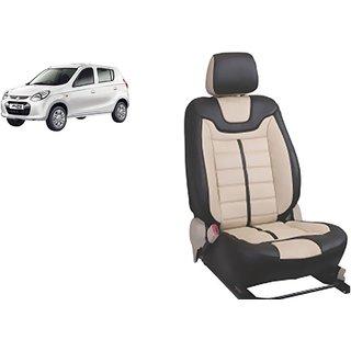 Maruti Alto 800 PU Leatherite Car Seat Cover PU0031