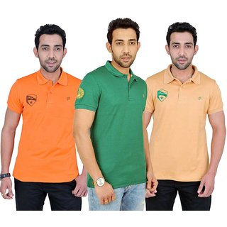 Fabnavitas Mens Casual T-shirt Pack of 3