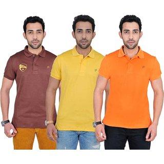 Fabnavitas Mens Cotton T-shirt Pack of 3
