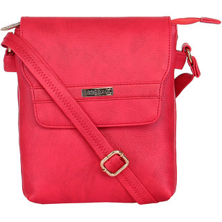 Esbeda Ladies Sling Bag Red Color (Ma2307161446)