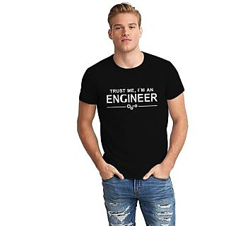 Dreambolic  Engineer Half Sleeve T-Shirt