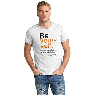 Dreambolic Be Yourself Half Sleeve T-Shirt