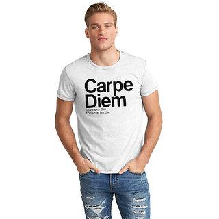 Dreambolic Carpe Diem Half Sleeve T-Shirt