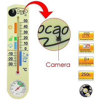 Divya Dream Collections Thermometer Spy Camera
