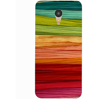 Casotec Colorful Thread Design 3D Printed Hard Back Case Cover for Yu Yunicorn