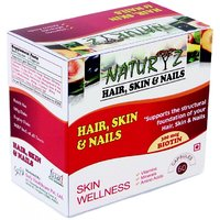 Naturyz Hair, Skin  Nails Formula 60 Capsules